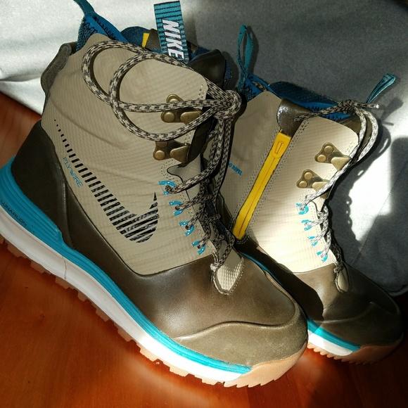 new product f06de cf13f ... where to buy nike lunarterra arktos boots sz. 7 22212 26910